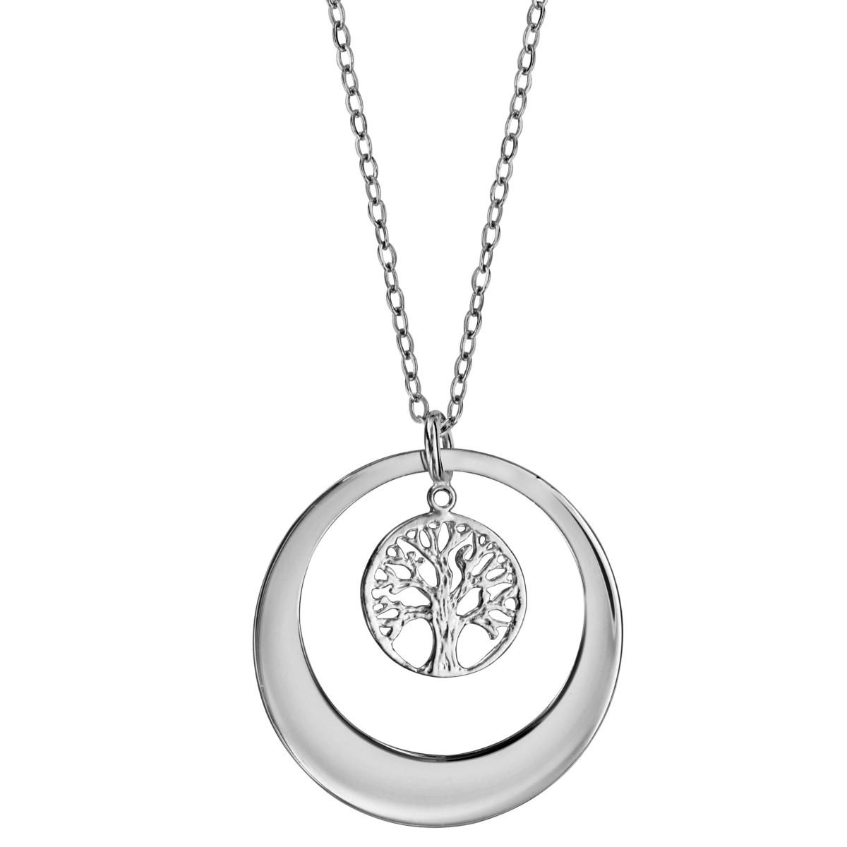 obtenir collier prenom arbre de vie